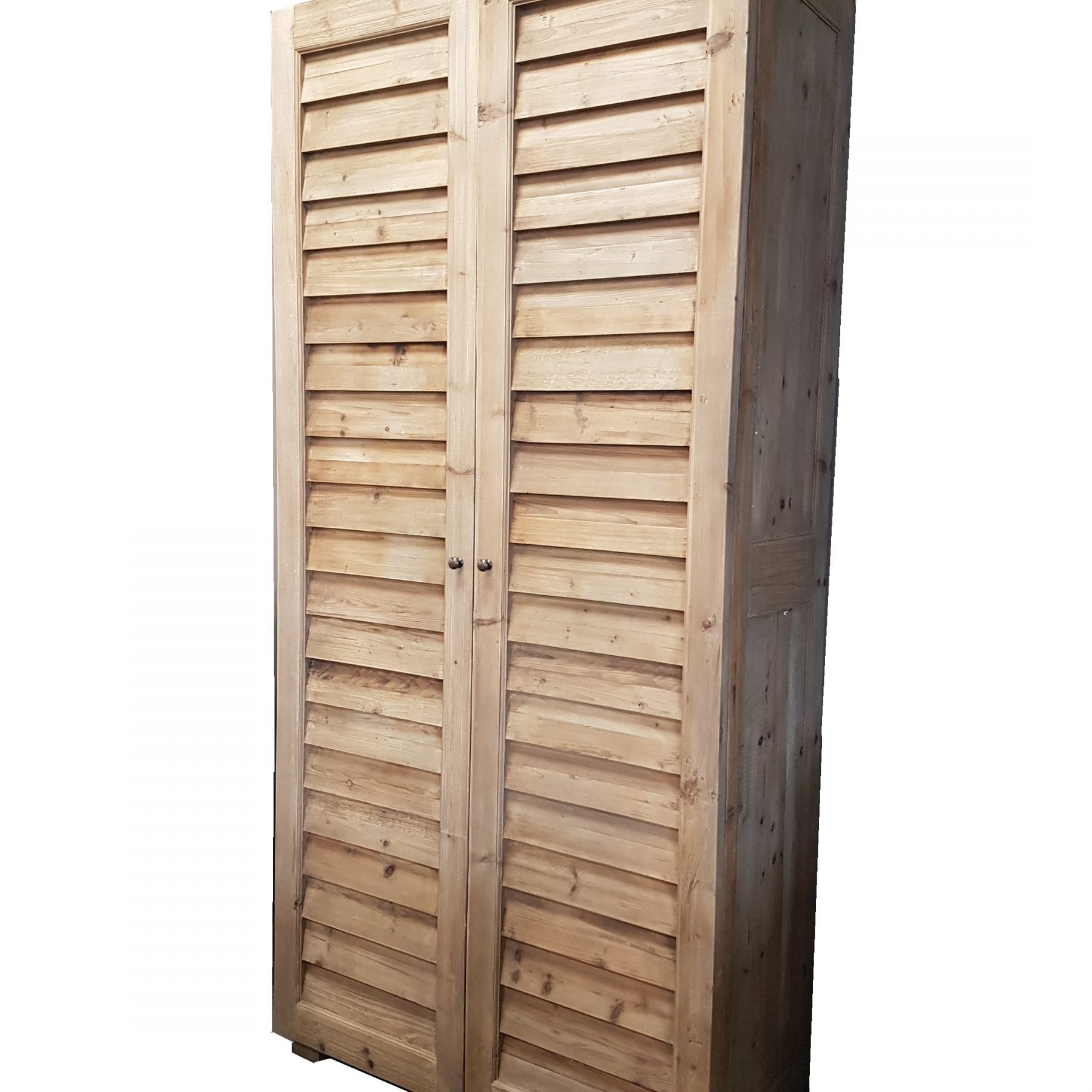 Boat Shed Fir Cupboard