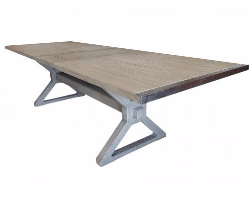 Iron Bridge Extension Table