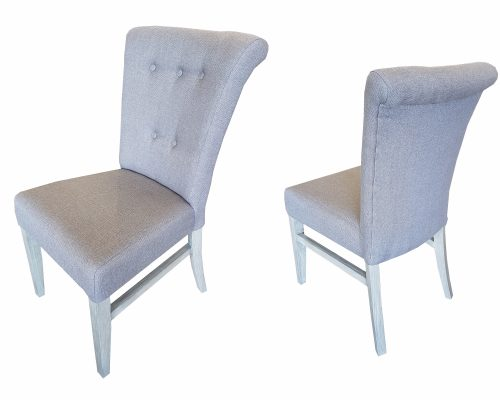 Iron Bridge Upholstered Dining Chair