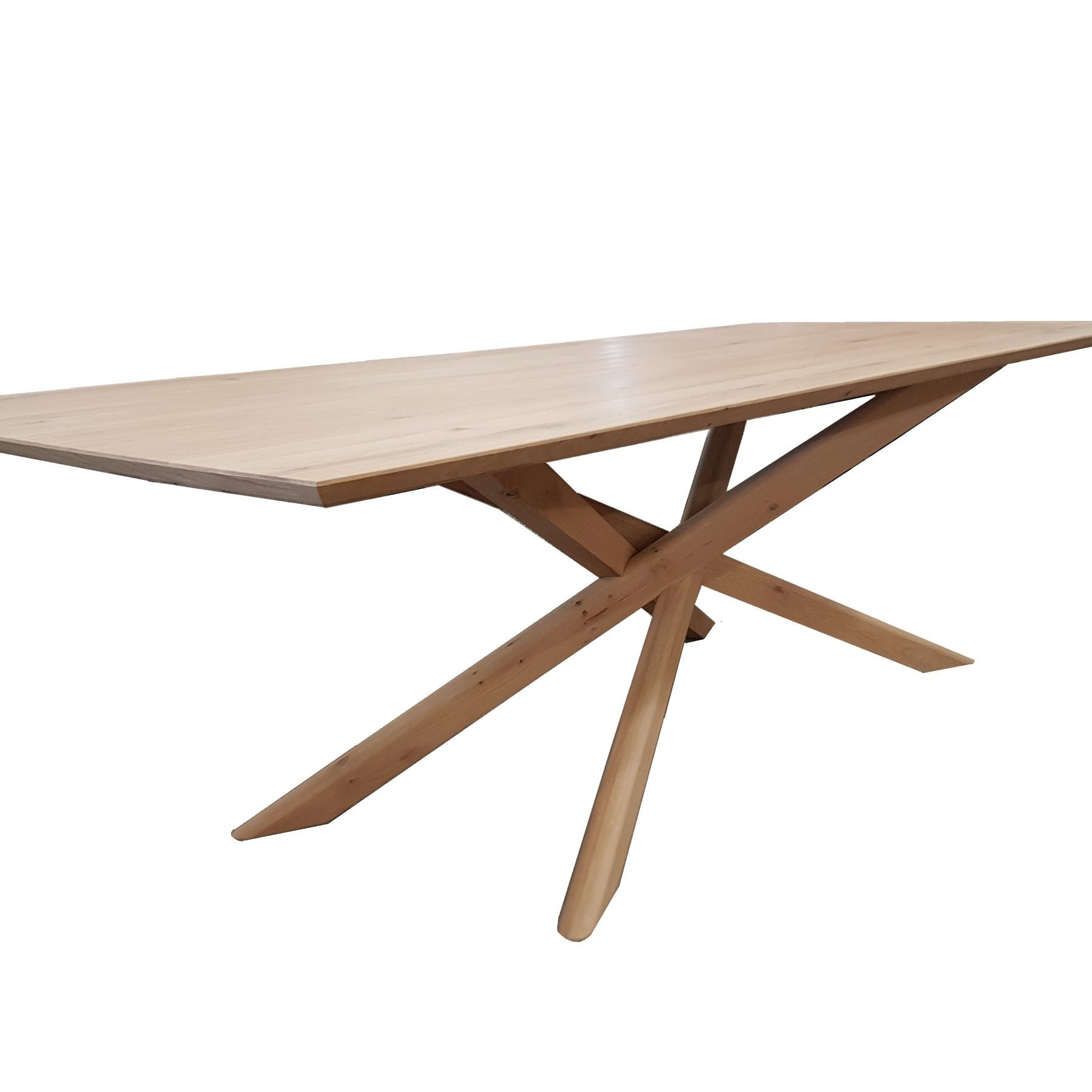 Mikado European Oak Table