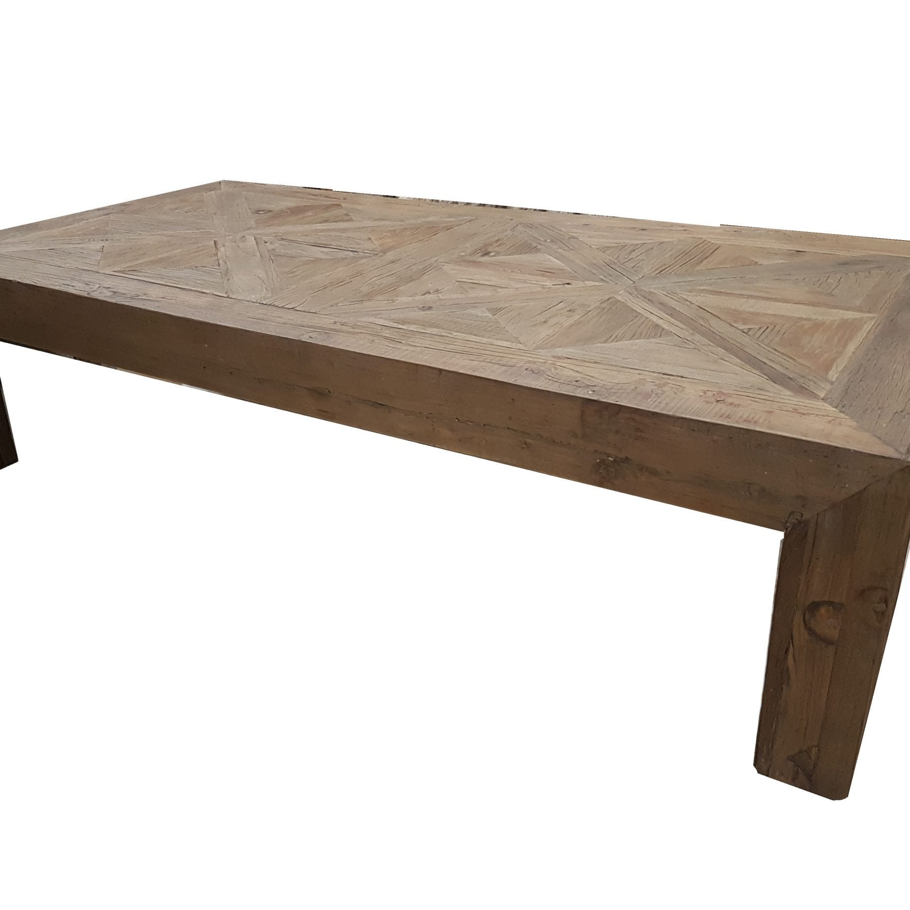 Parquet Elm Coffee Table