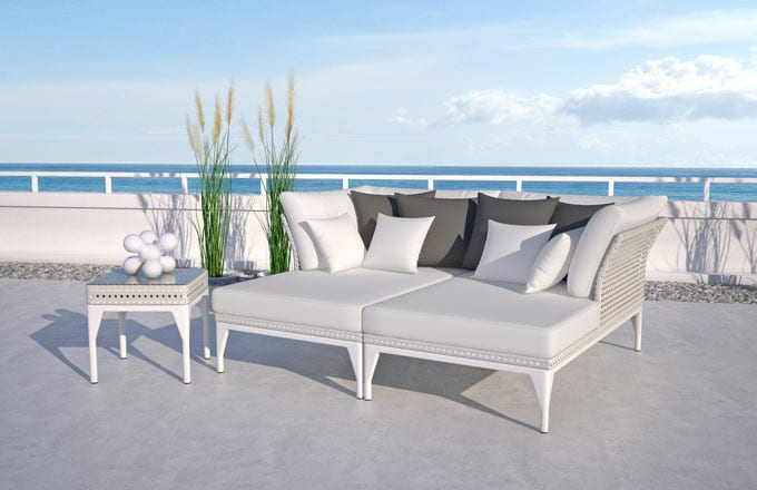 Reef Daybed