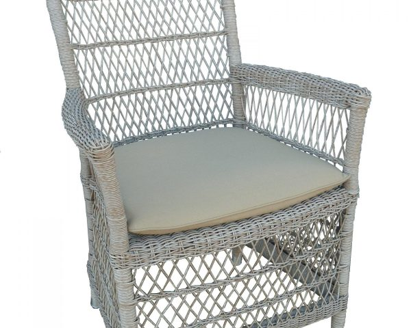 Panama Armed Dining Chair